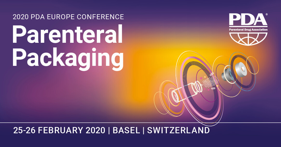 PDA Europe Conference - Parenteral Packaging